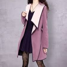 Double Face Unstructured Coat with Wool | Women's fashion | Coat ...