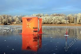 <b>Палатка зимняя куб WOODlAND</b> ICE FISH 4, 180х180х210 см ...
