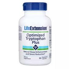 Life Extension Calm <b>Optimized Tryptophan Plus</b>