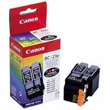 <b>Картридж Canon CAN</b> BC-21 купить: цена на ForOffice.ru