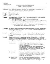A term paper on business idea