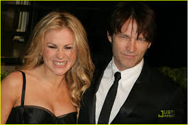 anna paquin stephen moyer couple up photo 1751641 anna paquin anna paquin stephen moyer couple up photo 1751641 anna paquin oscars 2009 stephen moyer pictures just jared