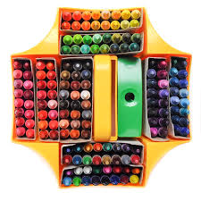 <b>Crayola</b> 152 Count Ultimate <b>Crayon</b> Collection: What's Inside <b>the</b> ...