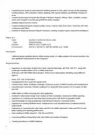sap professional resume objective to be a part of the image of page 3