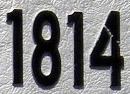 「1814」の画像検索結果