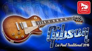 <b>Электрогитара GIBSON Les</b> Paul Traditional 2016 - YouTube