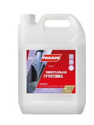 <b>Грунт акриловый PARADE G30</b> 4л Россия PARADE 15507196 в ...
