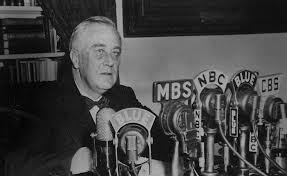 radio  fdr    s     natural gift       american radioworks  president franklin d  roosevelt delivers a fireside chat  january