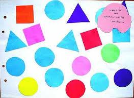 Resultado de imagen de geometria infantil