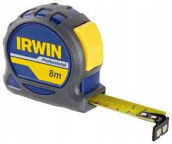 <b>Рулетка Irwin</b> OPP 10507786 25 мм x 8 <b>м</b> — купить по выгодной ...