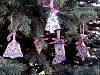 200+ Polymer clay Christmas, <b>new year</b>. <b>Ornament</b> ideas   polymer ...