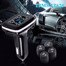44.99$ Watch more here - <b>Smart Car TPMS</b> TP620 Wireless Tire ...