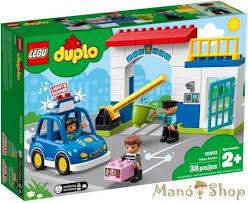 <b>LEGO Duplo</b> Rendőrkapitányság <b>10902</b> - LEGO, Fisher Price, Pla ...