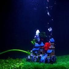 <b>Saim Aquarium</b> Decorations Mountain View Decorative <b>Rocks Resin</b> ...