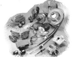 Детали <b>сцепления</b> и тормозной системы