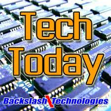 Tech Today by Backslash Technologies