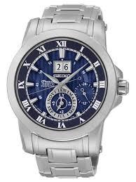 <b>SEIKO</b> SNP113J1 - Престижные мужские <b>часы</b> Kinetic Perpetual ...