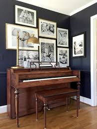 our black room before its too late arrange office piano room