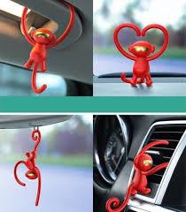 <b>Baseus</b> Monkey-Shaped Flexible <b>Automatic Car</b> Smell SUXUN-MK09