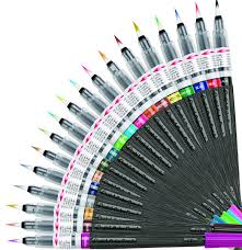 """Цена на <b>Brush</b> Pen с <b>краской Pentel</b> """"Colour <b>Brush</b>"""" (все цвета) в ..."""
