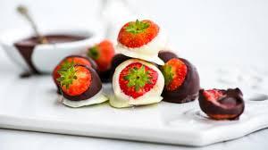 <b>Клубника</b> в шоколаде, пошаговый рецепт с фото