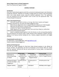 faculty led programs center for global engagement college faculty led study abroad application 2016 pdf