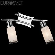 Купить бра <b>Eurosvet</b> (Китай) <b>20030/2 хром</b>.