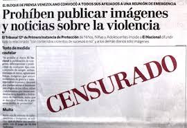 Medios censurados