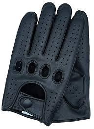 Riparo <b>Men's Genuine Leather</b> Reverse Stitched <b>Full</b>-Finger Driving ...