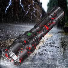 xanes 3320 p50 xhp50 1800lumens <b>usb</b> rechargeable <b>led</b> flashlight ...