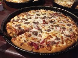 Pal Joey's Sausage Pizza