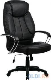 <b>Кресло офисное Метта LK-12PL</b> чёрный 531505 — купить по ...