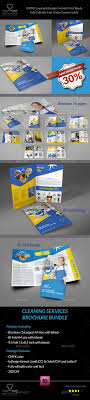 cleaning services brochure bundle template by owpictures cleaning services brochure bundle template brochures print templates