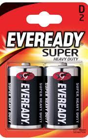 "<b>Батарейка</b> солевая <b>Eveready</b> ""<b>Super Heavy</b> Duty"", тип D-R20, 1,5V ..."