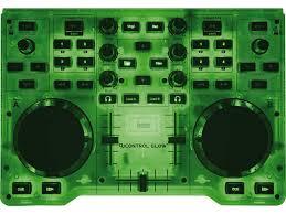 <b>DJ</b>-<b>контроллер Hercules DJ</b> Control Glow Green купить в ...