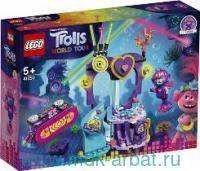 <b>Конструктор</b> &quot;<b>Lego Trolls</b>. <b>Вечеринка</b> на Техно-рифе&quot