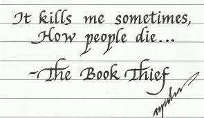 Ayesha (Manama, Bahrain)'s review of The Book Thief via Relatably.com