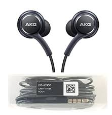 <b>AKG 3.5 mm</b> Jack <b>Wired</b> Music Ear Headphone with Mic: Amazon.in ...