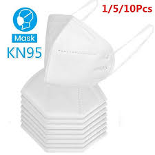 1/5/<b>10PCS KN95</b> Face <b>Mask</b> Dust <b>Mask</b> Anti Pollution <b>Masks</b> PM2.5 ...