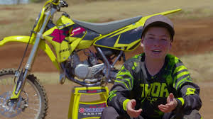 MXTV Bike Review - 2017 <b>Suzuki RM85</b> and QuadSport 50 - YouTube