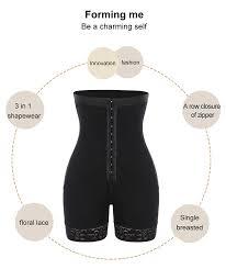 Lover Beauty Plus Shapewear Workout <b>Waist Trainer</b> Corset <b>Butt</b> ...