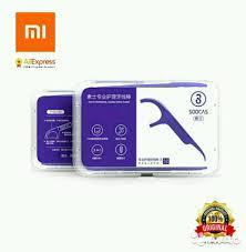<b>Зубная нить</b> 3 в 1 <b>Xiaomi Soocas</b> - Личные вещи, Красота и ...