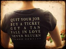 oui in island company quit your job t shirt giveaway island company quit your job shirt