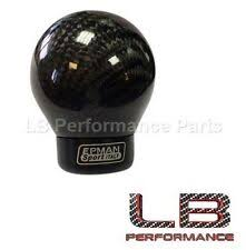 car gear shift knob for bmw 1 3 5 6 series x e carbon fiber pu leather corrosion resistance speed manual transmission