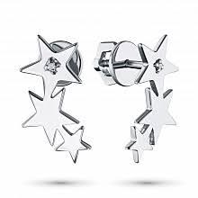 Серьги <b>пусеты</b> (гвоздики) с бриллиантами – купить в Москве по ...