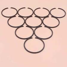 <b>10pcs</b>/<b>lot 32mm</b> x 1.5mm Piston Ring Set For Stihl FS 80 AVE, FS 80 ...