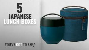 Best Japanese <b>Lunch Boxes</b> [2018]: Japanese <b>BENTO</b>-BAKO ...