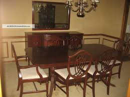 11 Piece Dining Room Set Duncan Phyfe Dining Chairs 1930 S Duncan Phyfe 11 Piece Mahogany