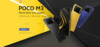 <b>Xiaomi POCO M3 Smartphone</b> Global Launch Sale