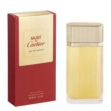 <b>Cartier Must</b> De Gold For Women Eau <b>De Parfum</b> 100ML